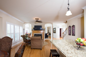 17Dining room and Den