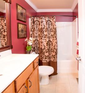 33Upstairs bathroom 1