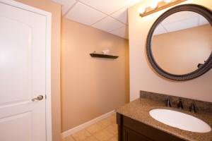 45Basement bathroom 1